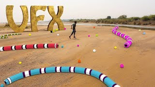 Slither.io In Real Life 3 | VFX Breakdown