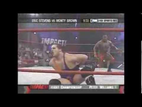 Erick Stevens vs Monty Brown (TNA)