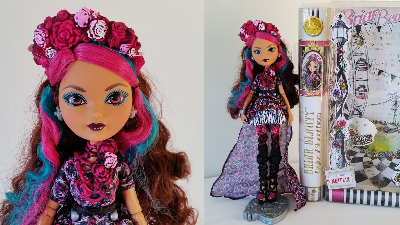 how to make ever after high bookmarks