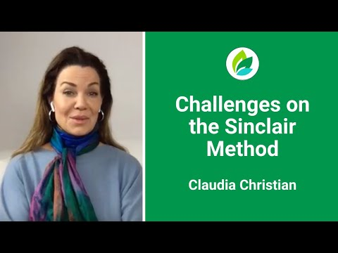 Challenges on The Sinclair Method for Alcohol Addiction | with Claudia Christian