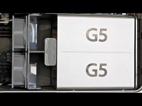 Power Mac G5 Dual 2.7 GHz Teardown