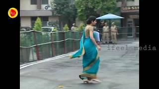 IAS Smita Sabharwal Powerful Walking | Hyderabad | ifeel media thumbnail