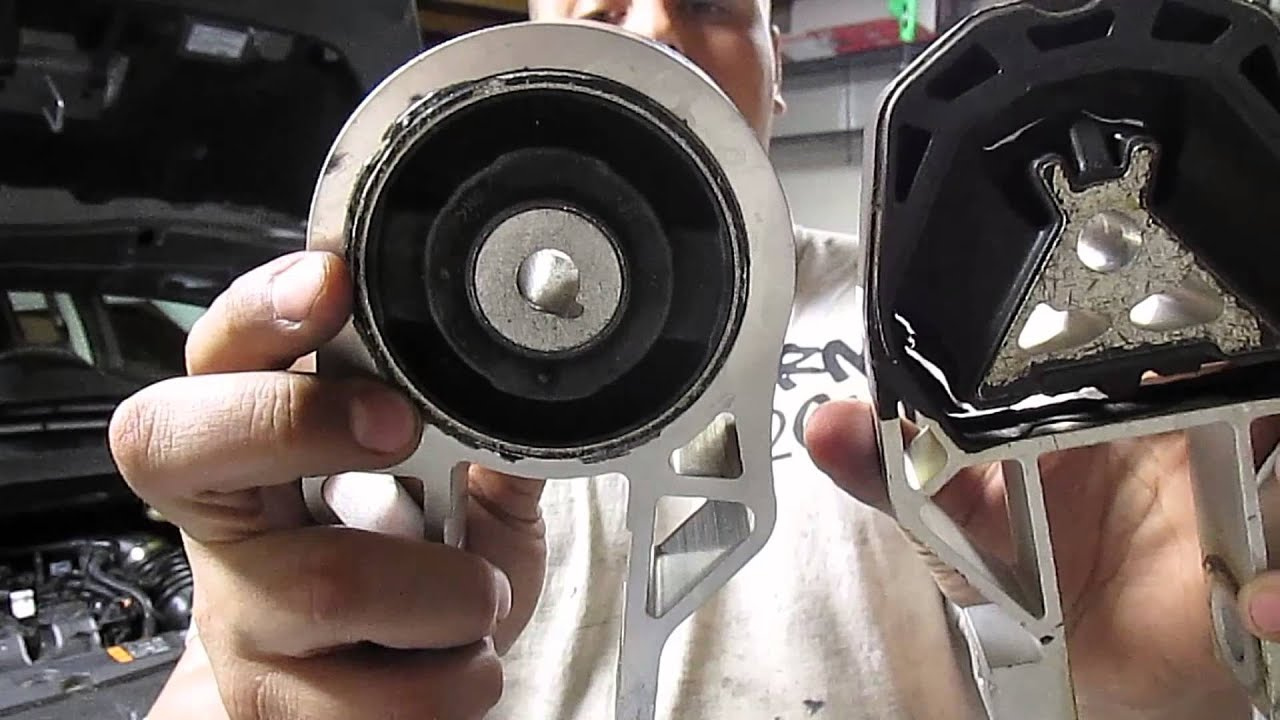 maxresdefault ford escape motor mount upgrade youtube