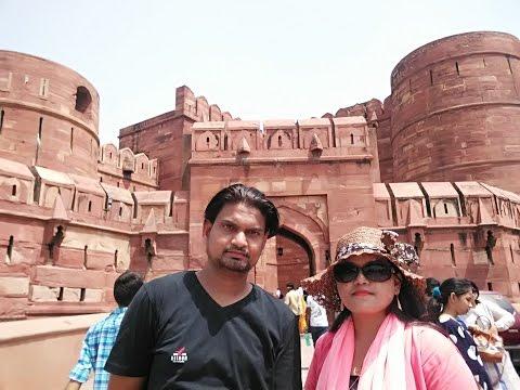 Vlog - Agra Fort - Uttar Pradesh.