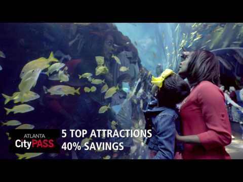 Save With Atlanta CityPASS Attraction Tickets For Your Ultimate Family Field Trip
