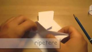 Tutorial Origami Futuristic Shuttle (hd)