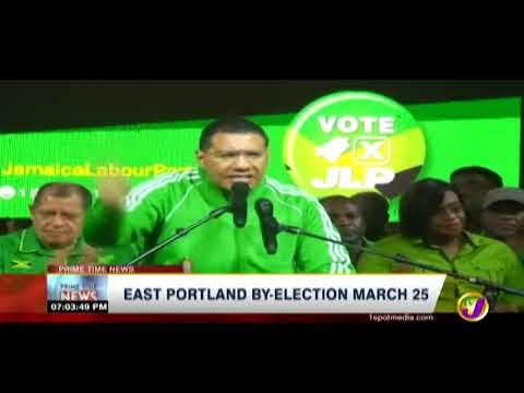TVJ News - East Portland By-Election on March 25th - MAR 2 2019