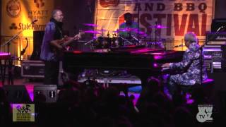 Allen Toussaint at Crescent City Blues & BBQ Festival