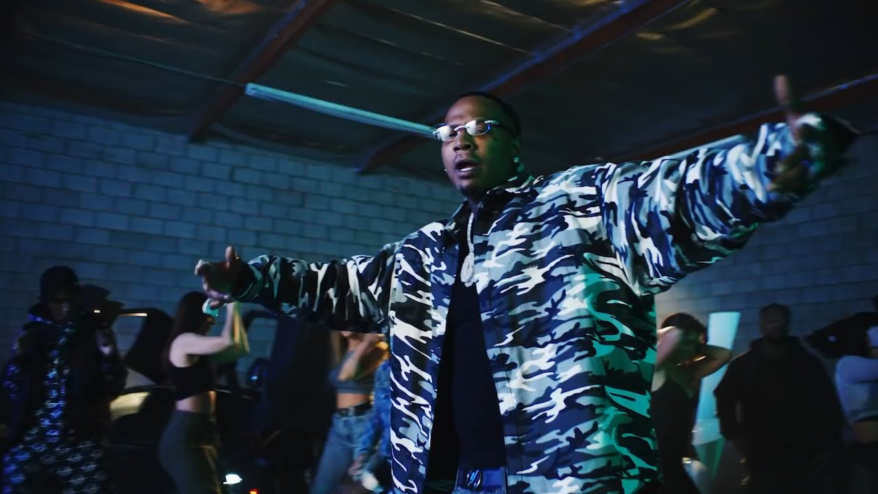 "Moneybagg Yo ""Exactly"" (Music Video)"