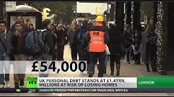 Living Debt: Rising costs in UK force millions to borrow