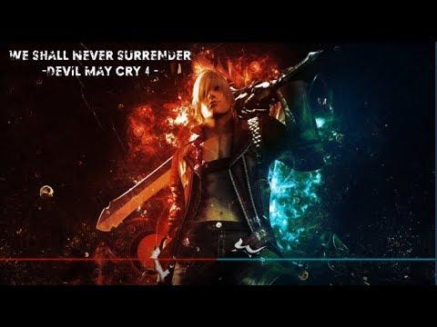 Shall Never Surrender