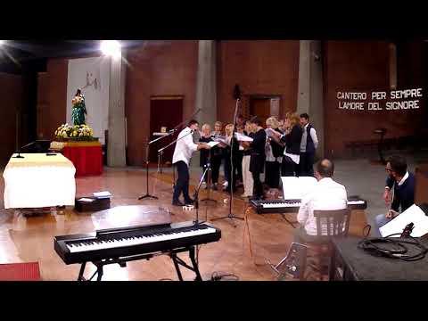 RASSEGNA CORI 2017 - NICHELINO. Il Coro di Valle Sauglio - Trofarello, presenta