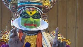 OAT South India Full Day 12 - Cochin & Kathakali dance performance