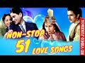 Top 51 Superhit Love Song Collection - (HD) Video Jukebox - Evergreen Bollywood Songs