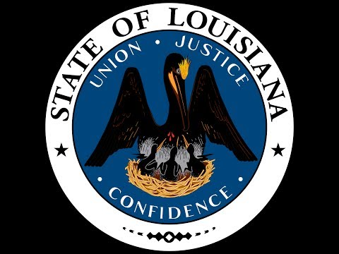 Louisiana Wants Bible to be Official State Book