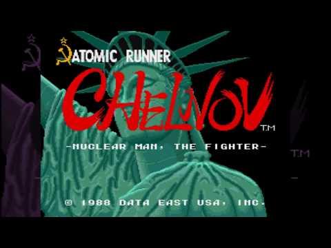 Arcade, Meekly - Atomic Runner Chelnov - Arcade Weekly Ep. 2162