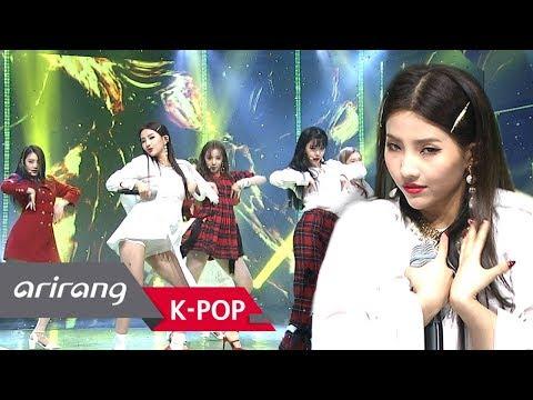 Simply K-Pop GI-DLE여자아이들  Senorita  Ep352  030819