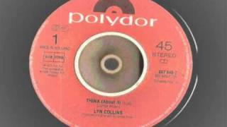 Lyn Collins - Think (about it ) - polydor records