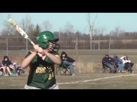 NAC - NCCS Softball 4-20-16