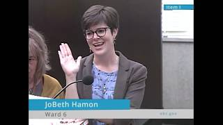 New City Council Members Sworn Into Office