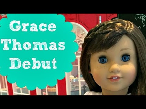 Opening American Girl Grace Thomas