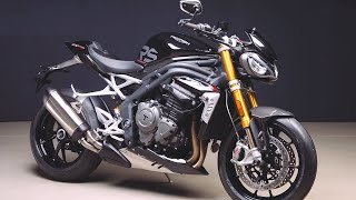2021 Triumph Speed Triple 1200 RS More power