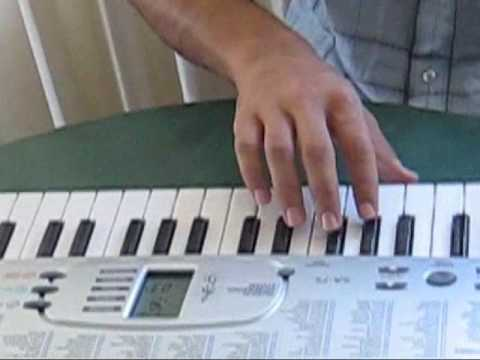 Pyaar tune kyaa kiya on keyboard by Madhav Dhabalia