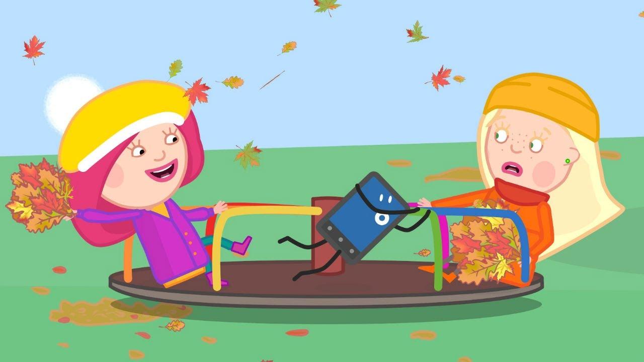 Развивающие мультики для детей - Новый адрес Амалии - Смарта и чудо сумка Мультсериал