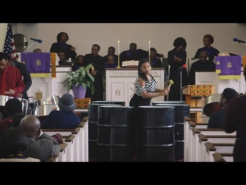 Church Drum Ministry Shares Musical Gifts