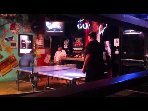 Upper deck ping pong stars