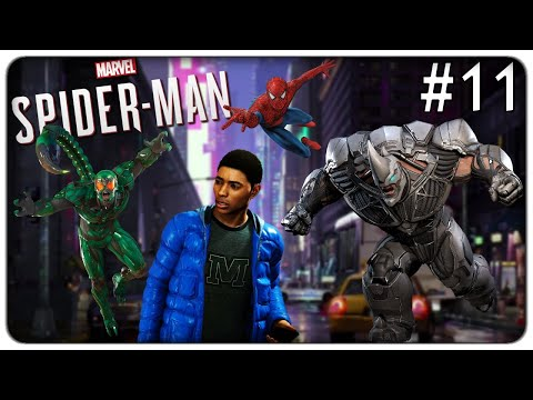 SCONFIGGIAMO RHYNO E SCORPION E SCOPRIAMO L'OSCURO SEGRETO DI MR. NEGATIVO | Spider-Man - ep. 11