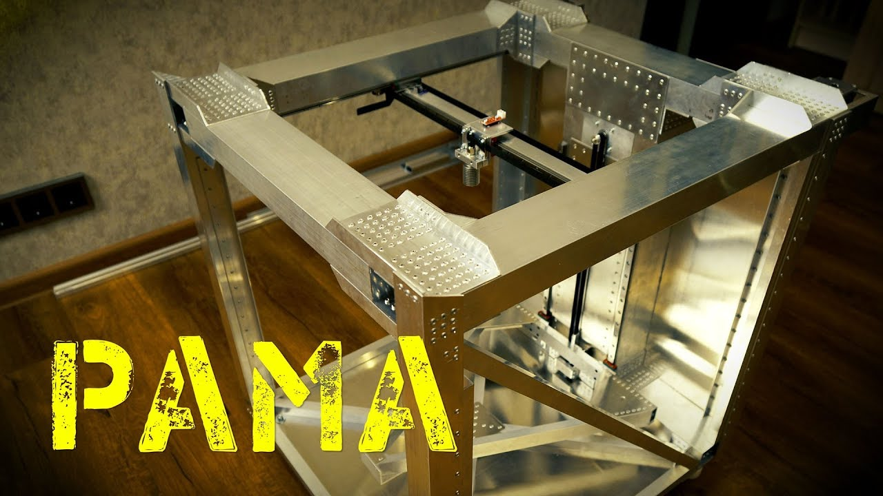 H-bot 3d принтер делаем своими руками фото 755