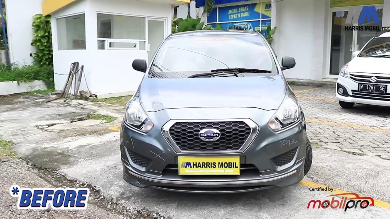 Datsun Go Panca 2016 Manual Mobil Bekas Berkualitas Harris Mobil Surabaya Youtube