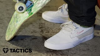 Nike SB Shane Skate Shoes Wear Test Review   Tactics