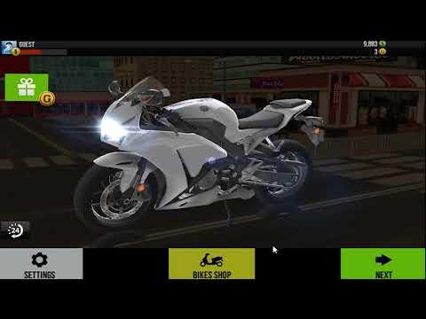 Turbo Moto Racer Game Pt. 2 |