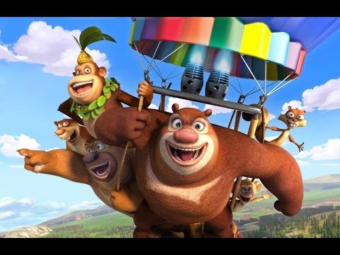 Мишки Буни Тайна цирка / Boonie Bears The Big Top Secret    Русский Трейлер (2016)