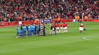 ARSENAL vs LEICESTER CITY (4-3)