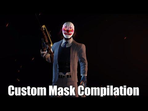 payday 2 jiro mask