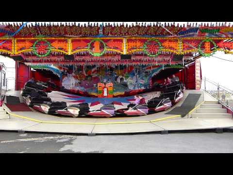 Tramore amusement park 2015  Superbob 1080p HD