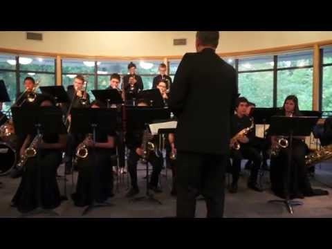 Shahala Middle School 8th Grade Jazz Band at Just Desserts