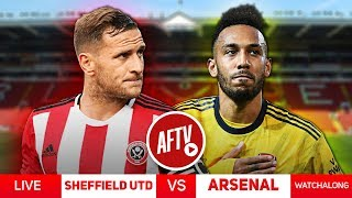 Sheffield Utd 1-0 Arsenal - LIVE Call In - Full Time Show Ft Laurie & Curtis