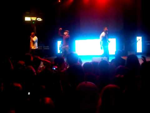 Nelly-Blizzard music tour, fargo, nd