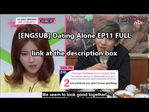 Download Chanyeol Dating Alone Full Eng Sub