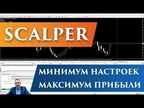 Торговый советник Scalper | Грааль авто-скальпинга?