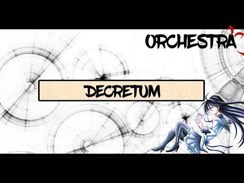 Sayaka Miki's Theme - Decretum (Orchestral Arrange) 【Hereson】