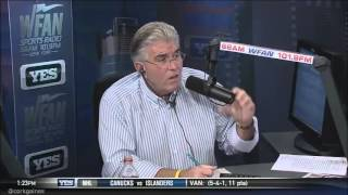 Mike Francesa threatens to out people behind a fake Francesa Twitter account