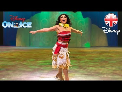 DISNEY ON ICE | See Moana Live on Ice - Dream Big! | Official Disney UK