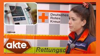 Zwischen Leben und Tod: Ausbİldung zum Rettungssanitäter   Akte   SAT.1