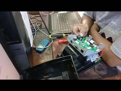 Printer Receipt Printer, SRP-350III  Not Power For Repair BITONG Power ON OF Pat 1#