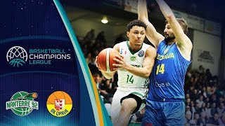 Nanterre 92 v Opava - Full Game - Basketball Champions League 2018-19